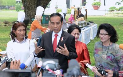 Penting! Presiden Jokowi Ingatkan Potensi Ikan Saat Bertemu Pemenang Lomba Masak Ikan Nusantara