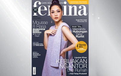 Femina Edisi 08/2017