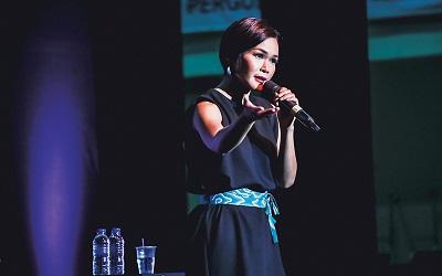 Fathia Saripuspita: Rasanya Ingin Mati Saat Tak Ada yang Tertawa Saat Kita Melucu di Panggung Stand-Up Comedy