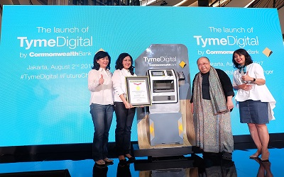 Tyme Digital, 'Robot' Bank dari Indonesia