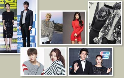 5 Pasangan Selebritas Korea Buka-Bukaan Tentang Kisah Cinta Mereka