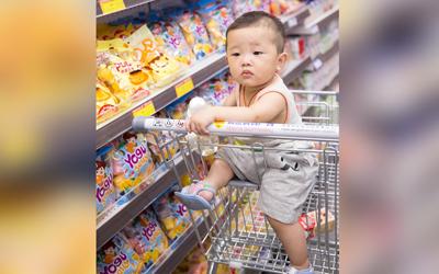 5 Tip Belanja Bersama Bayi dan Balita