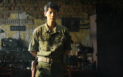 Kesan Song Joong-ki Tentang Peran Heroiknya di The Battleship Island