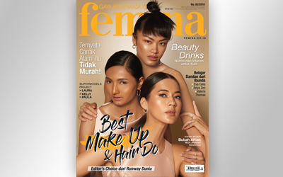Femina Beauty Issue, Mei 2018