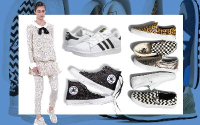 Sneakers Ikonis