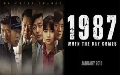 Terbaru dari Kang Dong-woon, Kim Tae-ri, dan Yeo Jin-goo, Film 1987: When The Day Comes, Tentang Awal Demokrasi di Korea Selatan