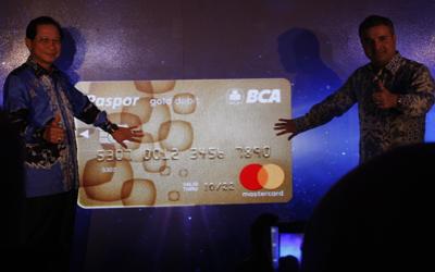 Paspor BCA Mastercard Kini Dilengkapi dengan Chip Pengaman