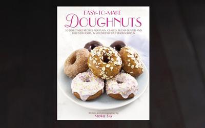 Aneka Kreasi Donat dari Easy-To-Make Doughnuts