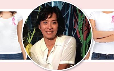Kisah Inspiratif Penyintas Kanker Payudara: Inge Tumiwa-Bachrens, Ajak Masyarakat Makan Sehat