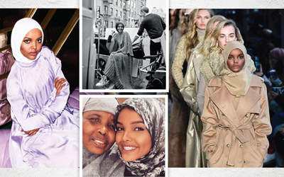 8 Fakta Menarik Halima Aden