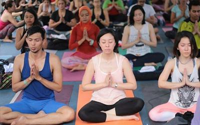 Bukan Sekadar Kelas Yoga, Namaste Festival 2017 Juga Jadi Tempat Belajar Berempati