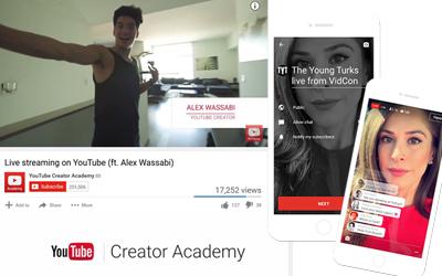 Live Streaming dari Ponsel di YouTube, Satu Lagi Keuntungan Buat Kreator