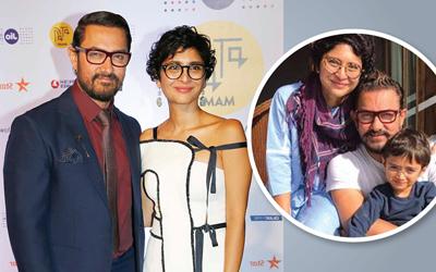 Cerita Berbagi Passion Aamir Khan - Kiran Rao