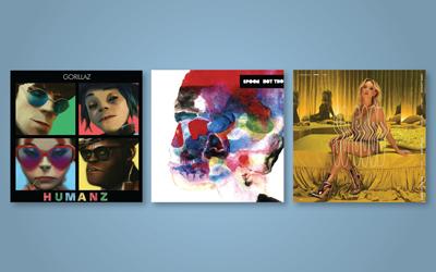 3 Musik Wajib Dengar Pekan Ini: Humanz – Gorillaz hingga So Good – Zara Larsson