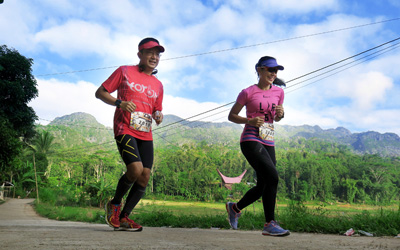 Toraja Marathon, Cara Seru Nikmati Alam Toraja