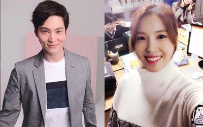 Joo Won dan BoA Menambah Daftar Pasangan Bintang Korea yang Mempublikasikan Kisah Cinta Mereka