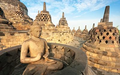 Selain Gereja Ayam yang Populer dari Film AADC2, Ini 5 Lokasi Unik untuk Menikmati Kemegahan Borobudur dari Kejauhan