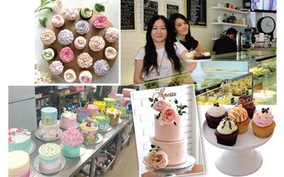 Seni dan Sepotong Kue di Lulu & Kayla Cakes