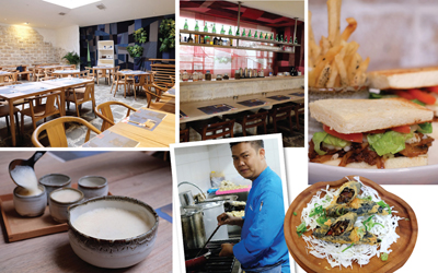 Bersantap Sajian Korea di Arasseo Soju Bar & Eatery