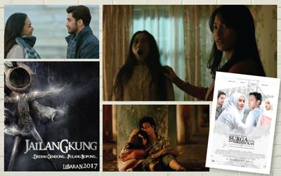 Kaleidoskop 2017: 10 Film Indonesia Terpopuler di Twitter, Mulai dari Critical Eleven Hingga Pengabdi Setan