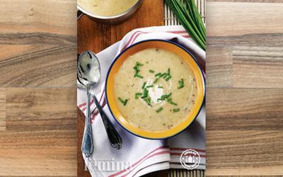 Resep Vichyssoise, Sup Krim Prancis