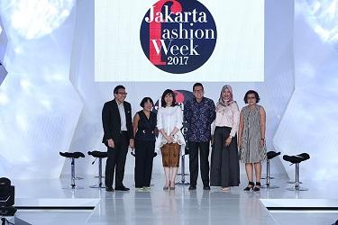 Jakarta Fashion Week 2017 Resmi Dimulai