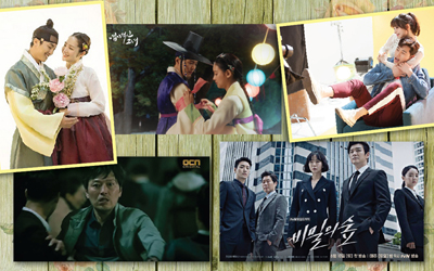 5 Drama Korea Wajib Tonton di Bulan Juni: Mulai dari My Sassy Girl Hingga Queen for Seven Days