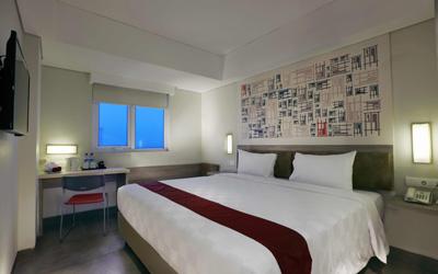 Hotel Modern dengan Sentuhan Tradisional di Bandung