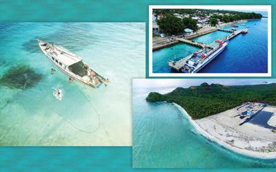 6 Tujuan Wisata Wajib Kunjung di Kabupaten Kepulauan Talaud