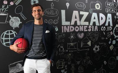 Ini Cara Co-CEO Lazada, Florian Holm Menemukan Keseimbangan Hidup