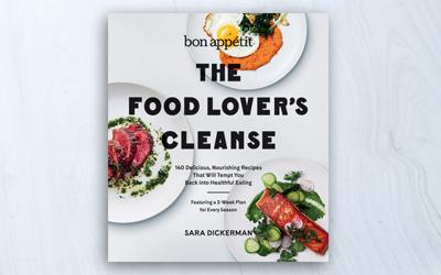 Bon Appetite - The Fod Lover's Cleanse, 140 Resep Dari Bon Appetite