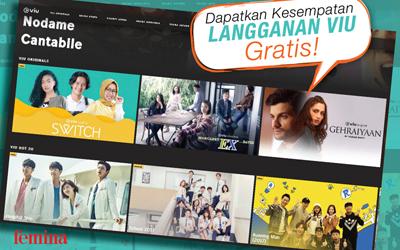 Pencinta Drama Asia, Dapatkan Kesempatan Berlangganan VIU Gratis!