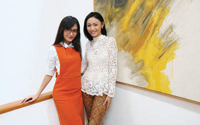 Artika Sari Devy & Whulandary Herman Dirikan Beauty Camp Pertama di Indonesia