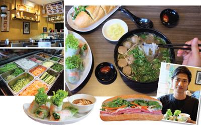 Mencoba Comfort Food Khas Vietnam di Yeu Saigon Delight