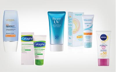 Editor's Choice: 5 Rekomendasi Sunscreen Bagus Harga Bersahabat