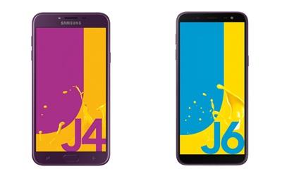 Diluncurkan Bersamaan, Ini Perbedaan Samsung Galaxy J4 dan J6!