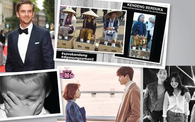 5 Berita Populer Minggu Ini: Fakta-fakta Dan Stevens Pemeran Beast sampai Chemistry Park Hyung-sik dan Park Bo-young