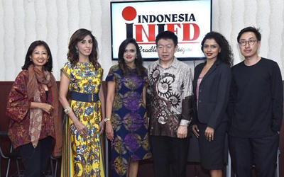 Sekolah Fashion dan Desain Interior INIFD Buka di Jakarta