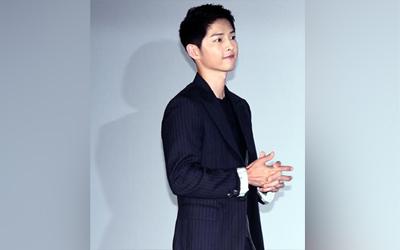 Cerita Song Joong-ki Tentang Proses Lamarannya Terhadap Song Hye-kyo