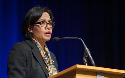 Jelang Reshuffle Kabinet, Mengintip Gaya Kepemimpinan Sri Mulyani Indrawati
