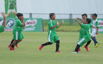 Kompetisi Olahraga Jadi Media Belajar Gaya Hidup Sehat Serta Membentuk Karakter Anak