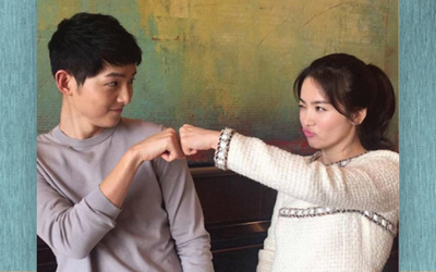 Breaking News: Song Joong-ki dan Song Hye-kyo Akan Menikah Pada 31 Oktober, Song-Song Couple is Real!