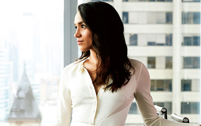 Editor's Choice: Tiru Gaya Rachel Meghan Markle, the Royal Girl, yang Penuh Warna