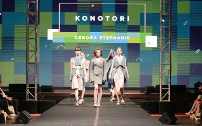 Evolusia Fashion Show & Expo 2017: Siap Terjun ke Industri Mode