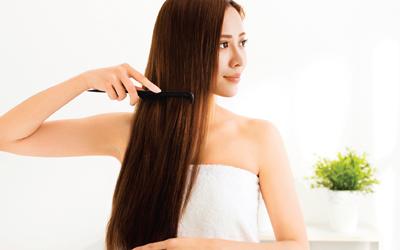 Hasil Survei: Rambut Wanita Asia Terpapar Polusi* 3 Kali Lipat dari Kulit***