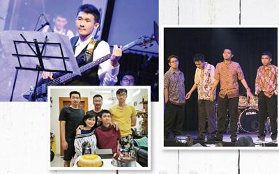 Hidup Vicky Antony Sugiarta dengan Autisme dan Pergulatannya Menyongsong Masa Depan