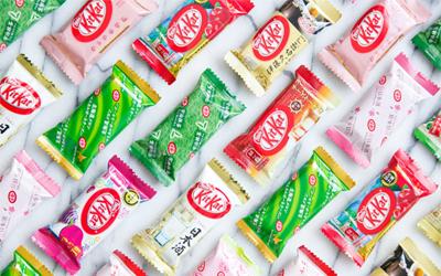 10 Rasa Kit Kat Unik ini Cuma Ada di Jepang (I)