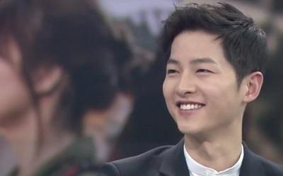 Song Joong-ki Ingin Bertemu Fans Mancanegara