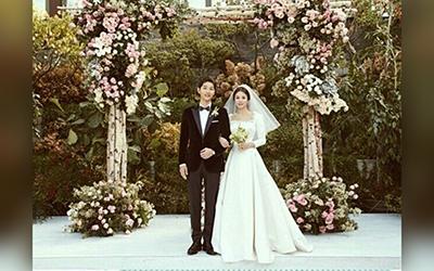 5 Fakta di Balik Pernikahan Song Hye-Kyo dan Song Joong-ki