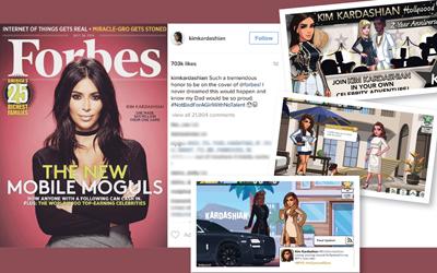 Jawaban Telak untuk Para Haters: Kim Kardashian Tampil di Cover Forbes Sebagai Salah Satu Selebritas Terkaya
